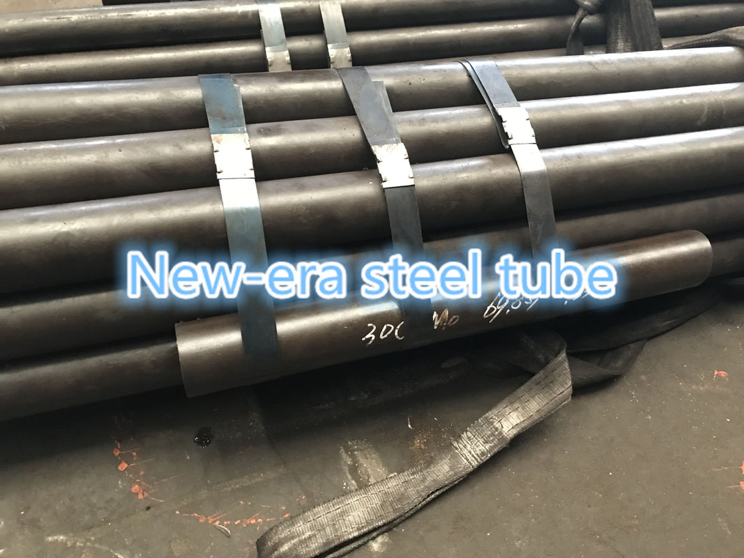 Plain / Beveled End Hydraulic Cylinder Steel Tube 1 - 35mm WT Size EN10305-2 E235 E355