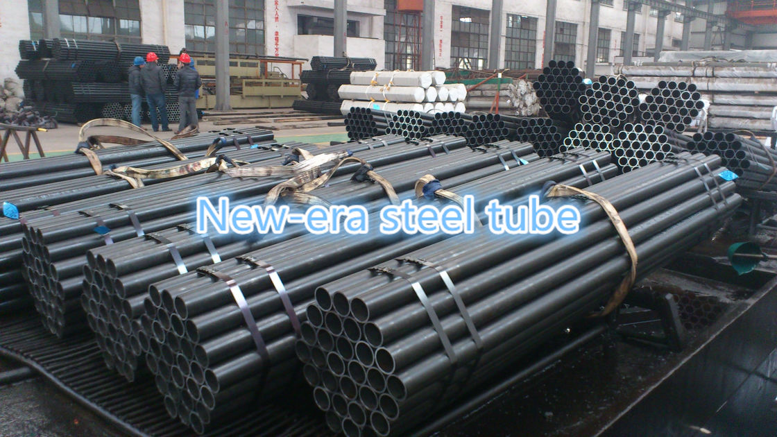 Cold Drawn Precision Seamless Steel Tube High Precision For Machinery Engineering
